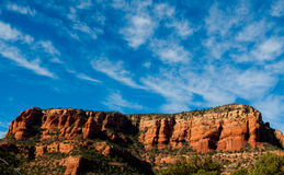 Montagne Sedona d'ours Images stock