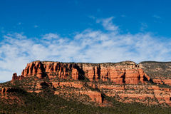 Montagne Sedona d'ours Photographie stock