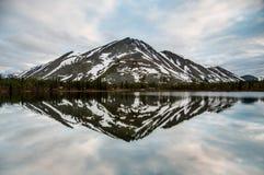 Montagne Shuda-Iz photographie stock libre de droits