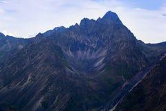 Montagne in Siberia orientale Immagini Stock Libere da Diritti