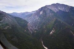 Montagne in Siberia orientale Fotografia Stock