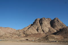 Montagne Sinai Photographie stock libre de droits