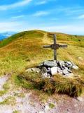 Montagne slovacche di Tatra Fotografia Stock Libera da Diritti