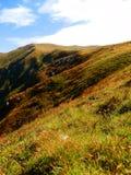 Montagne slovacche di Tatra Fotografie Stock