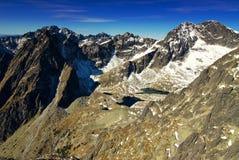 Montagne in Slovacchia Immagini Stock Libere da Diritti