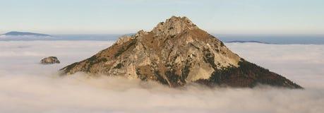 Montagne slovaque Rozsutec image stock
