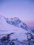 Montagne Soroya Images libres de droits