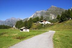 Montagne svizzere Royalty Free Stock Image