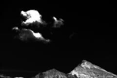Montagne svizzere Immagini Stock Libere da Diritti
