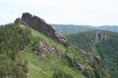 Montagne Takmak Images libres de droits