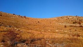 Montagne Velebit Photographie stock libre de droits