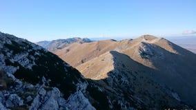 Montagne Velebit Photos libres de droits