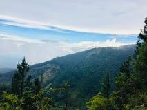 Montagne verte Image libre de droits