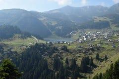 Montagne Vranica, Bosnie, Fojnica Images libres de droits