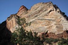 Montagne in Yosemite immagine stock libera da diritti
