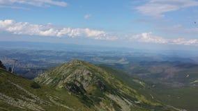 Montagne in Zakopane Fotografie Stock Libere da Diritti