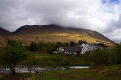 Montagnes écossaises Image libre de droits