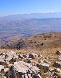 Montagnes 0027 du Liban Photo stock