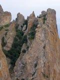 Montagnes. Photo libre de droits