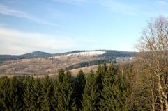 Montagnes 2 d'automne Photos libres de droits