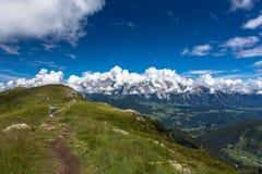 Montagnes Photographie stock