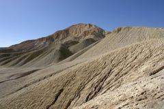 Montagnes abandonnées pittoresques Photographie stock