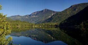Montagnes aléatoires Images libres de droits