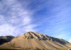 Montagnes arctiques Photographie stock libre de droits