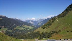 Montagnes Autriche Photos libres de droits