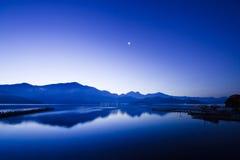 Montagnes bleues Photo stock