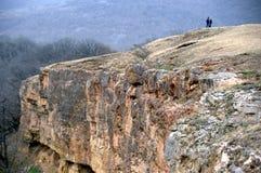 Montagnes Caucase Image stock
