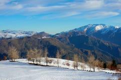 Montagnes chiliennes Photographie stock libre de droits
