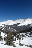 Montagnes claires Photos stock