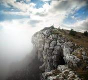 Montagnes criméennes Photographie stock libre de droits