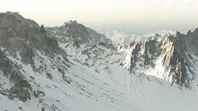 montagnes 3D photos libres de droits