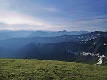 Montagnes d'Absoroka, Montana Image libre de droits