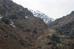 Montagnes d'Alborz, Image stock