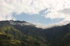 Montagnes d'Altai Louds de ¡ de Ð Photographie stock libre de droits