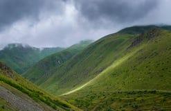 Montagnes d'Artvin images libres de droits