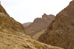 Montagnes d'atlas Images libres de droits