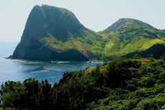 Montagnes d'Hawaï photographie stock libre de droits