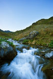 Montagnes dans Altai Photographie stock libre de droits