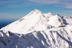 Montagnes dans la station de vacances 7 de Sotchi Photo libre de droits