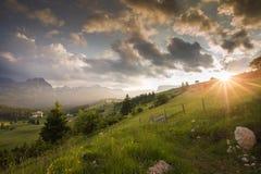 Montagnes dans le ressortissant photos libres de droits