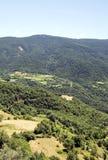 Montagnes dans les Pyrénées Photographie stock