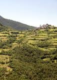 Montagnes dans les Pyrénées Photos libres de droits
