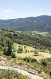 Montagnes dans les Pyrénées Images libres de droits
