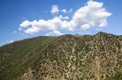 Montagnes dans les Pyrénées Photo libre de droits