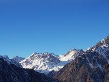 Montagnes de 天山 de Tian-Shan, oblast de Chui, Kirghizistan, l'Asie centrale photographie stock