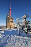Montagnes de Beskydy Image stock